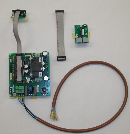 Плата  PRM6 KIT1 (Modul PRM8 + BRIDGE4 + TERM2 + kable)